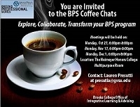BPS Coffee Chats